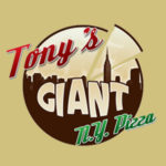 Tony's Giant Pizza